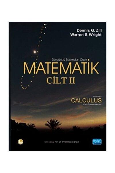 Matematik Cilt: 2 - Dennis G. Zill,Jones,Warren S. Wright