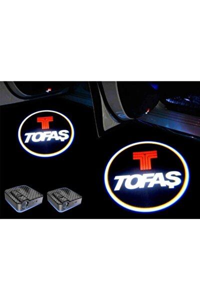 Tofaş Araçlarına Kapı Altı Led Logo Mesafe Sensörlü Yeni Nesil