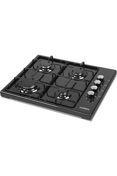 Lx-420 F Siyah Set Üstü Ocak Doğalgaz