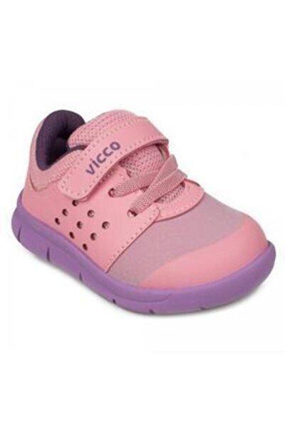 Kız Çocuk Pembe Ortopedik Günlük Spor Ayakkabı 346f20k154