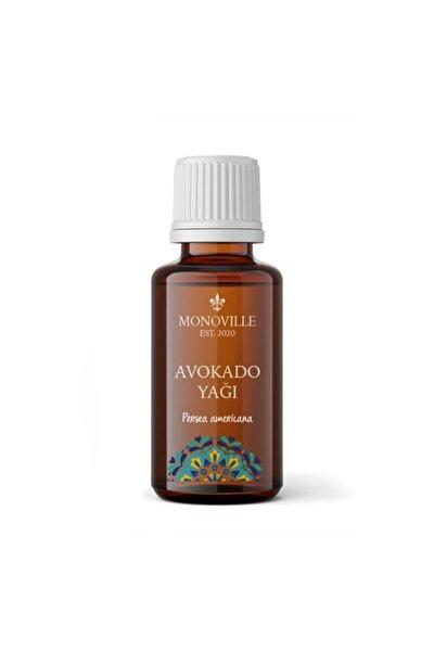 Yağı Saf ve Doğal Soğuk Sıkım Avokado 20 ml