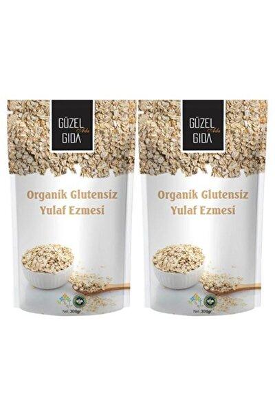Organik Glutensiz Yulaf Ezmesi 300 gr X 2