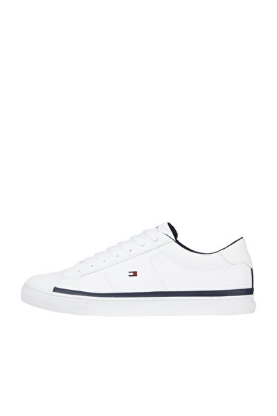 Erkek Beyaz Sneaker Essentıal Deri Sneaker FM0FM03394