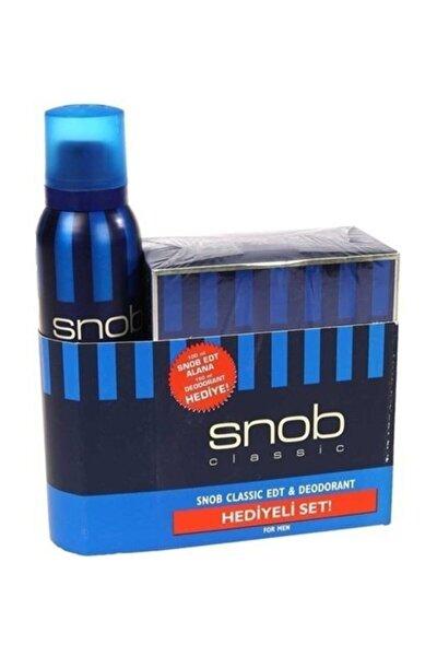 Classıc Edt 100ml Deodorant 150ml  Erkek Parfüm Seti 8690644015717