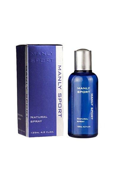 Manly Sport Edc 125 ml Erkek Parfüm 8698655381180