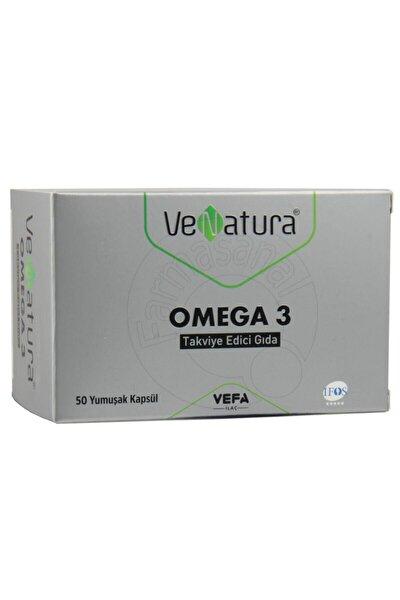 Omega 3 50 Yumuşak Kapsül
