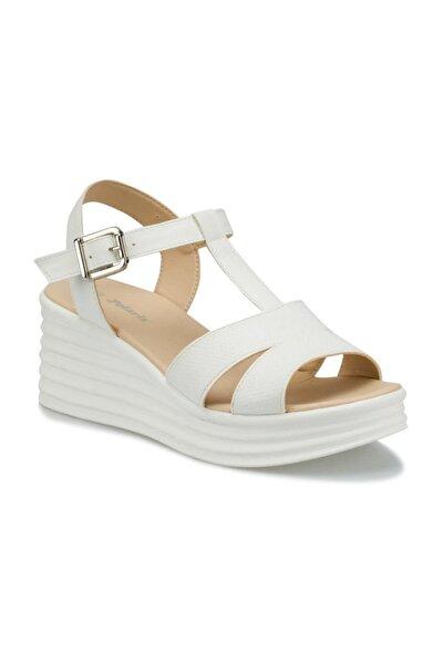 315698.Z Beyaz Kadın Sandalet 100508352