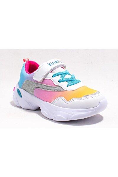 GIANNA 1FX Beyaz Kız Çocuk Yürüyüş Ayakkabısı 100584875