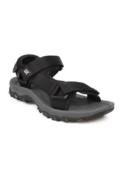 Erkek Siyah Günlük Sandalet Phone-m