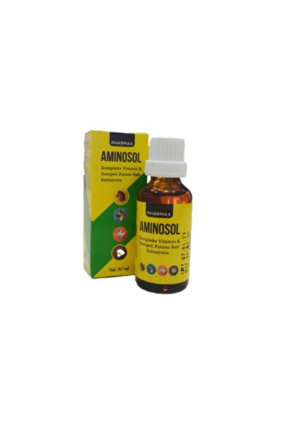 Pharmax Aminosol Kompleks Vitamin 30 ml Skt:2024