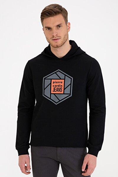Sıyah Erkek Sweatshirt G021Sz082.000.1235930