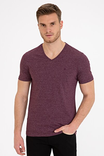 Bordo Erkek T-Shirt G021Gl011.000.1287108