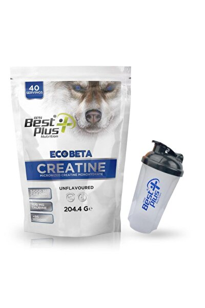 Eco Beta Micronized Creatine Monohydrate 204.4 gr