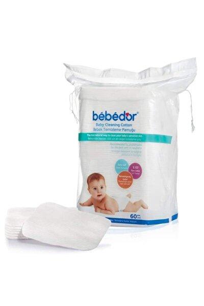 Bebek Temizleme Pamuğu 60 Adet