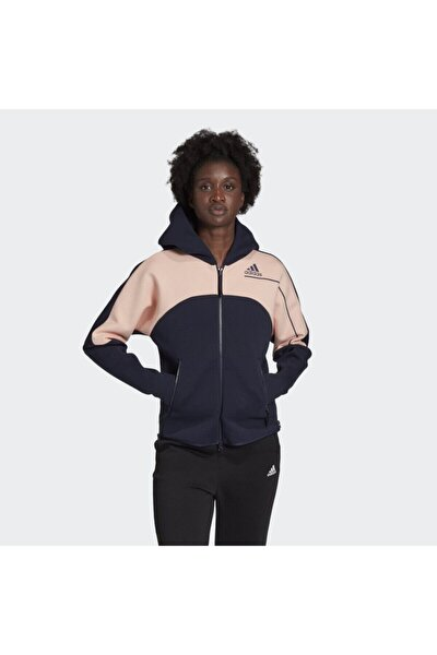 Z.n.e. Kadın Pembe Sweatshirt