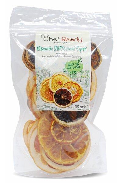Vitamin Yüklemesi Cipsi (portakal Cipsi, Mandalina Cipsi, Limon Cipsi, Greyfurt Cipsi) (50 gr)