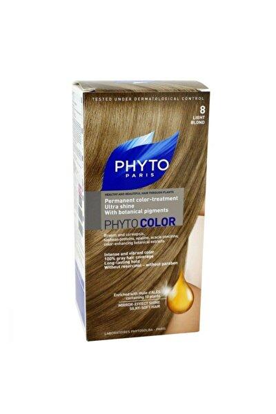 Açık Sarı Saç Boyası - Color 8 Kit 40 ml