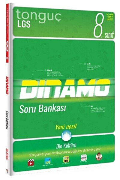 Tonguç 8. Sınıf Lgs Din Kültürü Dinamo Soru Bankası