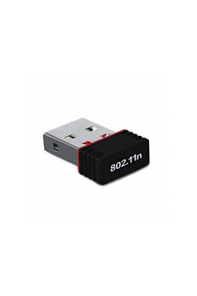 Mini Usb Kablosuz Wifi Alıcı Adaptör 150 Mbps
