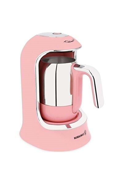 A860 Kahvekolik Pembe Kahve Makinesi