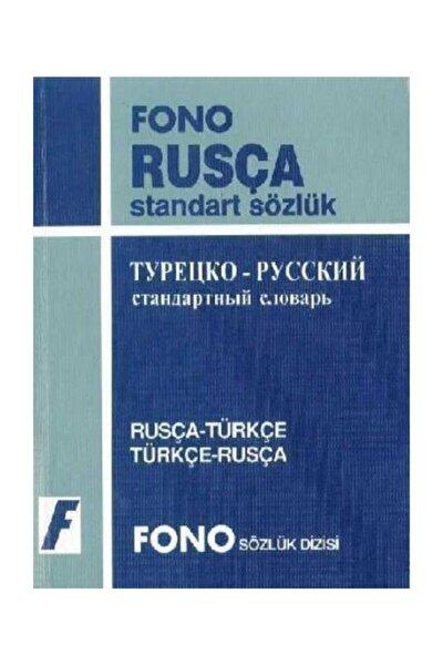 Rusça Standart Sözlük