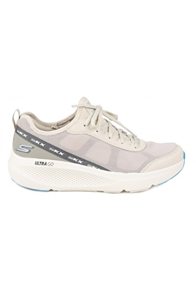 Erkek Beyaz Bağcıklı Koşu Spor Ayakkabı 220181