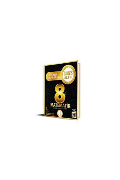 8. Sınıf Bons Altın Matematik Soru Bankası