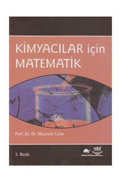 Kimyacılar İçin Matematik - Mustafa Cebe