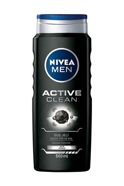 Duş Jeli - Actıve Clean 500 ml