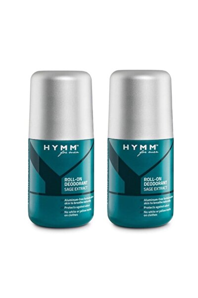 Amway Hymm Roll-on Deodorant 100 ml X 2 Adet