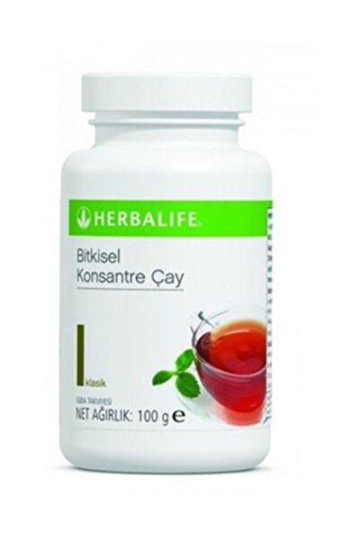 Aybitkisel Konsantre Yeşil Çay Klasik Aromal 100 Gr