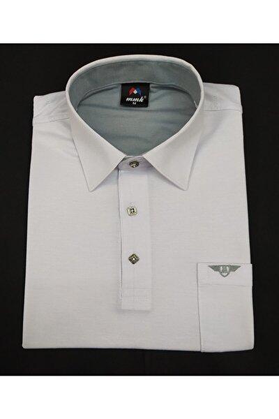 Gömlek Yakalı Tişört