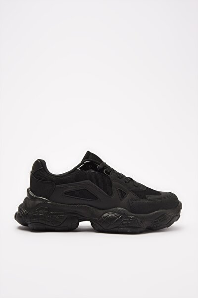 Siyah Kadın Sneaker 01AYY213480A100