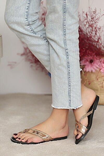 Kadın Roz Sandalet