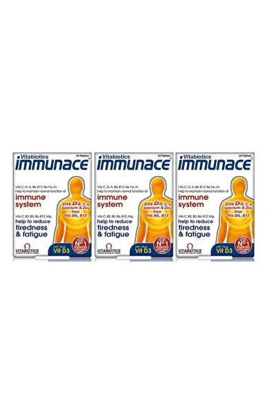 Immunace 30 Tablet 3 Al 2 Öde