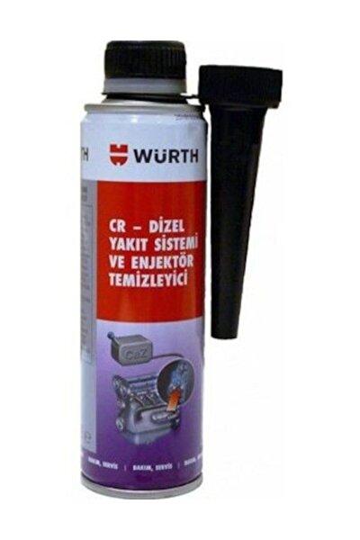 Würth Dizel Yakıt Sistemi Ve Enjektör Temizleyici 300ml