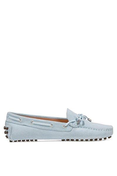 NEWHOLT2 1FX Mavi Kadın Loafer Ayakkabı 100933173