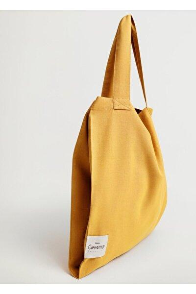 Organik Pamuklu Çanta