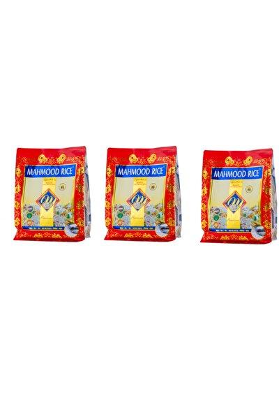 Mahmood Rice Şekersiz Basmati Pirinç 900 gr X 3