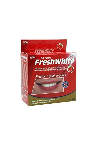Diş Parlatıcı Ve Beyazlatıcı Bakım Tozu Çilekli 50 Gr