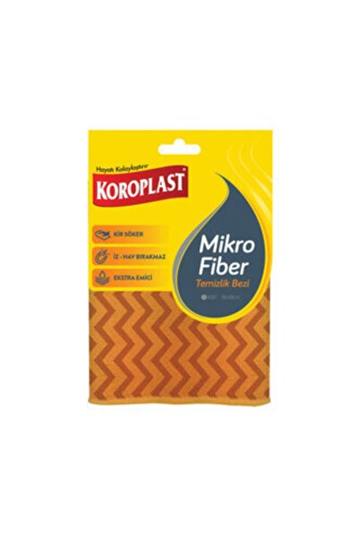 Mikrofiber Temizlik Bezi