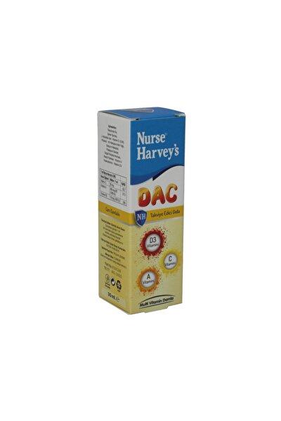 Dac Portakal Aromalı Multivitamin Damla 30 ml