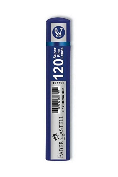 Grıp Min 0.7 2b 60mm 120li Mavi Tüp