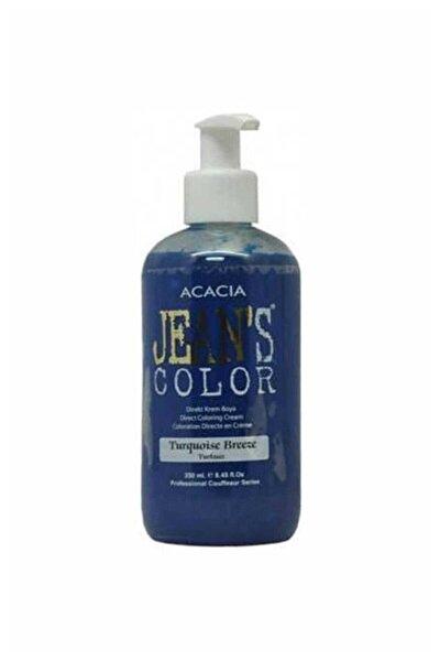 Saç Boyası - Jean's Color Saç Boyası Turkuaz 250 Ml 8680114782614