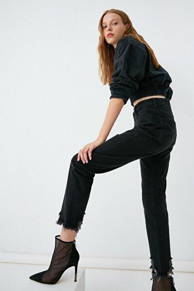 Kadın Siyah Jeans 1KAK47328MD