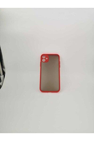 Iphone 11 Uyumlu Kamera Lens Korumalı Lüx Telefon Kılıfı