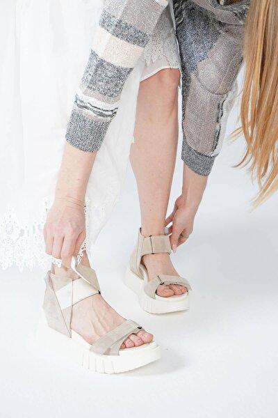 Kadın Vizon  Sıamo Smart Perla Sandalet