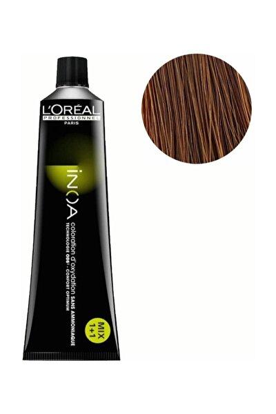 Inoa Saç Boyası 7 Kumral 3474630415546 (oksidansız)