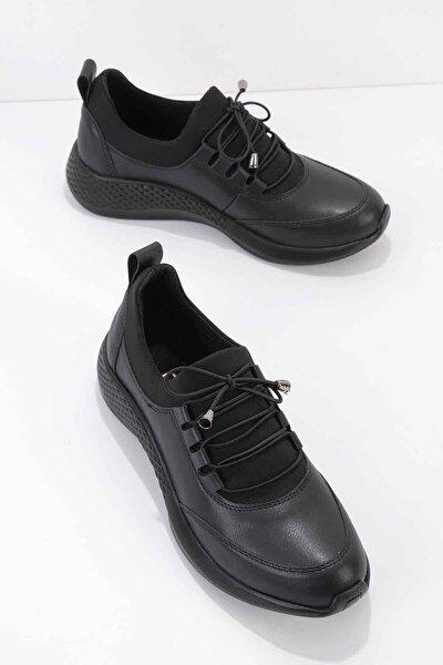 Siyah Kadın Casual Ayakkabı K01839001509