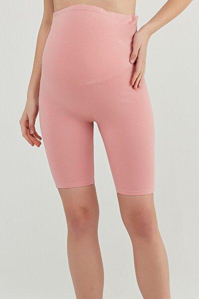 Mama Pink Bisiklet Şortu